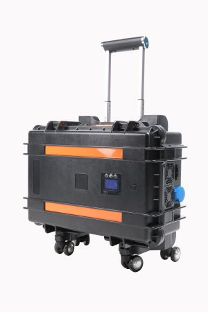 Koffer UPSS mobile Power Pack System